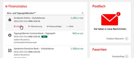 Multibanking Weser Elbe Sparkasse